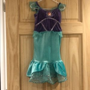 Little mermaid dress up dress